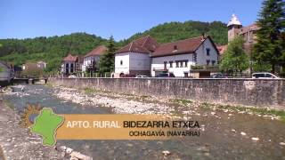 VIDEO CASA RURAL BIDEZARRA