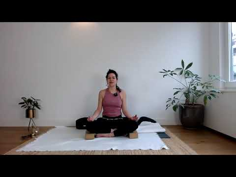 Restorative Yoga for Women's Health