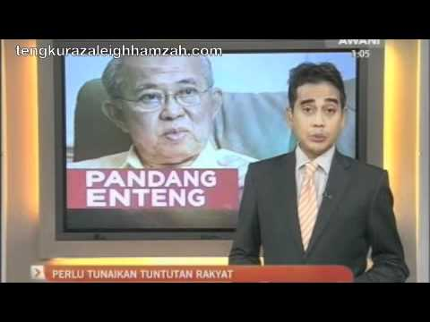 Ku Li Pula Buat Najib Pening Kepala