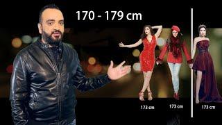 تحميل و استماع مفاجأة طول الفنانات العربيات بالأرقام، من الأطول ومن الأقصر؟ MP3