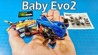 Baby EVO2 // TomoQuads // Spy Drone