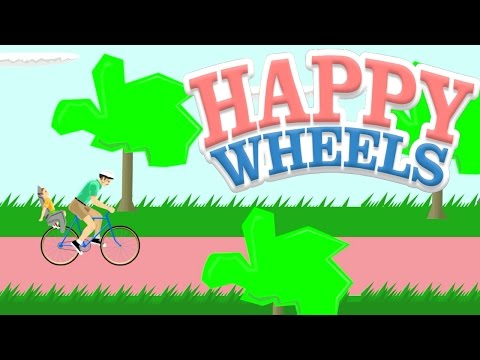 Garrys Mod Walkthrough - Happy Wheels: Christmas Adventures - Part 348 by the8bittheater Game Video Walkthroughs