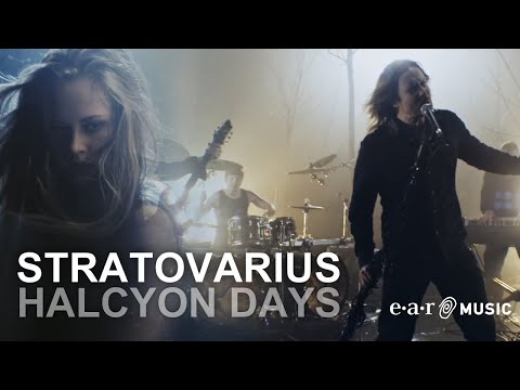 Stratovarius - Halcyon Days (Official Music Video) online metal music video by STRATOVARIUS