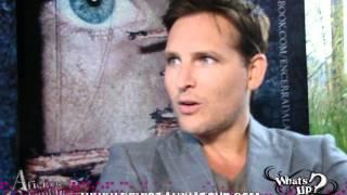 Питер Фачинелли (Карлайл Каллен), Peter Facinelli - Entrevista - Bloopers y algo más 18 junio 2014