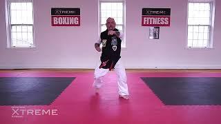 Kata 01.3 – White Belt – Taikyoku Shodan – Practice