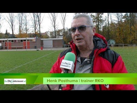 VIDEO | Het houdt nog niet over met voetbaltrainers uit Dronten in Noordoostpolder
