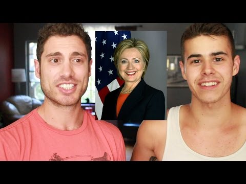 I Have a Crush on Hillary (feat. Jason Farone)