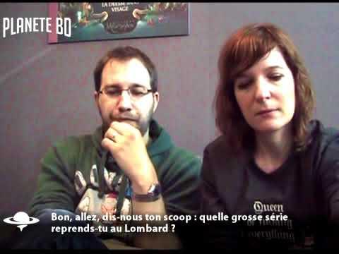 Vidéo de Joris Chamblain