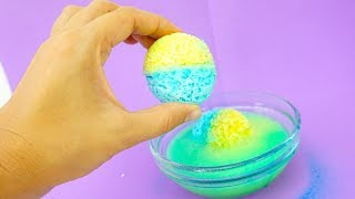 Развивающее видео, делаем мыло и бомбочки для ванны