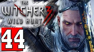 The Witcher 3 Walkthrough Part 44 Quest A DEADLY PLOT Let's Play Playthrough [HD] PS4 XBOX PC
