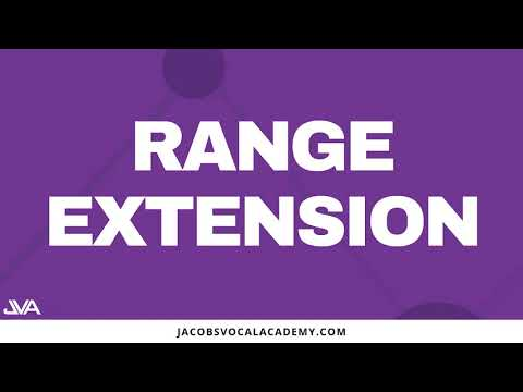 Daily Range Extension Vocal Exercises For Singers - Improve High And Low Notes