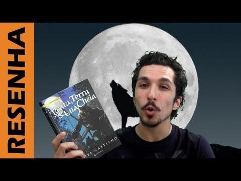 Resenha do Cabine Literária para Prata, Terra & Lua Cheia