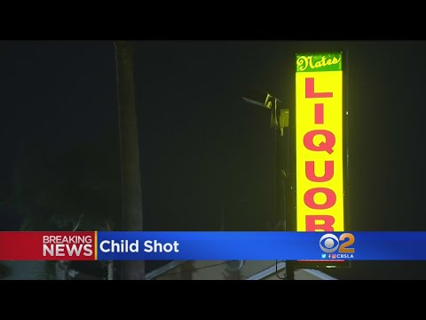 3-Year-Old Boy Fatally Shot In Compton