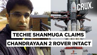 Chennai Techie Claims Chandrayaan 2 Rover Pragyan is Intact & Has Moved A Few Metres From Lander - Download this Video in MP3, M4A, WEBM, MP4, 3GP