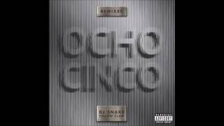 DJ Snake - Ocho Cinco (Busted By HeroBust Remix)