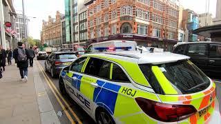 LONDON Walk Tour KENSINGTON ROAD From High Street Kensington Station To Knightsbridge Station