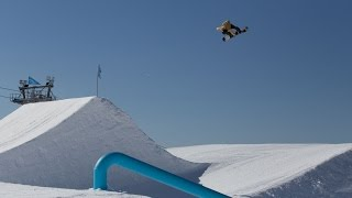 Perisher's award winning PlayStation Terrain Parks!