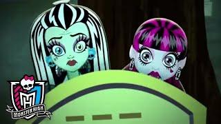 Monster High Россия 💜Жажда скорости💜Том 3💜Мультфильм