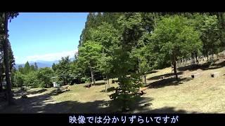 山奥&田舎のキャンプ場4か所こっそり見学in長野県上田、青木etc...