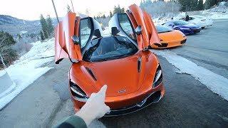 Driving my $400,000 DREAM SUPERCAR