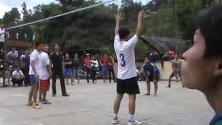 preview picture of video 'Bóng chuyền đỉnh cao( Nà Chì Xín Mần Hà Giang )'