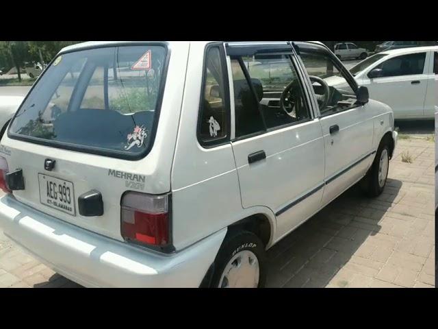 Suzuki Mehran VXR Euro II 2017 for Sale in Islamabad
