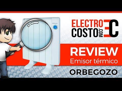 Orbegozo RRE - 🔥 Review Emisores Térmicos fáciles de instalar ☃️