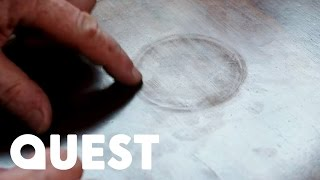 How To Remove Cup Rings From Furniture | Salvage Hunters DIY Tips