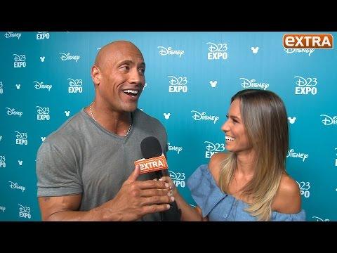 Dwayne Johnson on 'Baywatch': Zac Will Be Running Slo-Mo, I'll Be Popping My Pecs