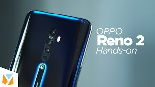 OPPO Reno2 Hands-on & First Impressions!