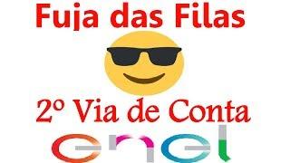 Como Tirar 2 Via Conta De Luz / Energia Enel - Atualizado 2018 - Goias - Rio De Janeiro - Ceará