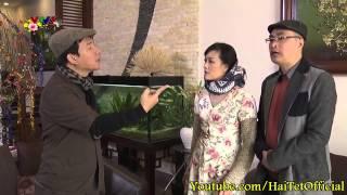 HÀI TẾT 2014 Sang vì vợ Quang Thắng, Vân Dung, Viết Thái, Trà My 1