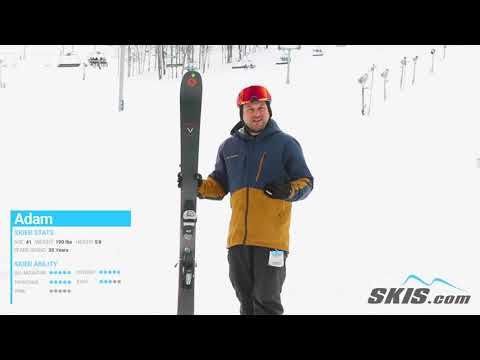 Video: Blizzard Bonafide 97 Skis 2021 1 50