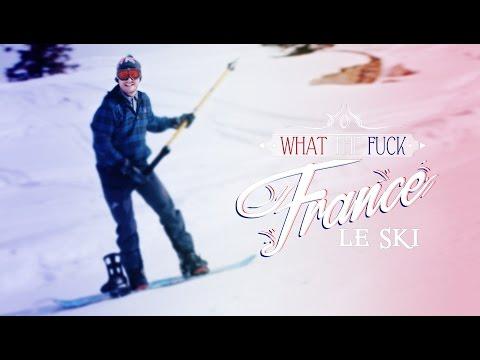 Frantíci, co to lyžování?