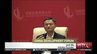 Mark Zuckerberg, Jack Ma hold conversation in Beijing