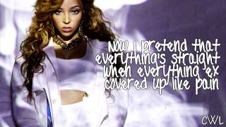 Tinashe (feat. A$AP Rocky) - Pretend  (Lyrics Video) HD