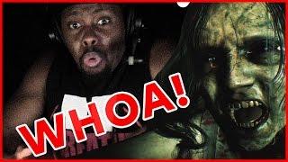 "Resident Evil 7 Biohazard Walkthrough Part 2 - TIME TO MEET ""DADDY""! (Black Guy Plays RE7 Biohazard)"