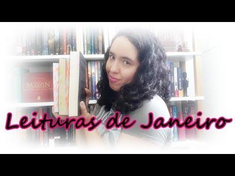 Leituras de Janeiro (2018) | Um Livro e Só