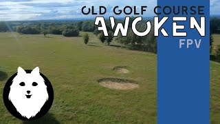 Old golf course | Freestyle FPV | 4K