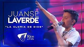 Juanse Laverde - Interpreta La Canción - La Gloria De Dios (EN VIVO)