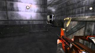 TSF  Cing The 3 Moive M4A1 Player 44s 測試片段