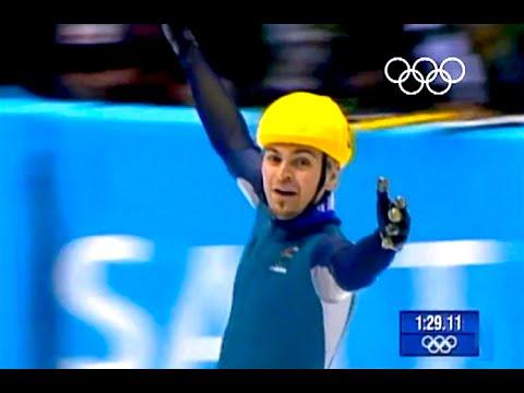 Nejlepší výhra na Olympiádě - Ozzy Man