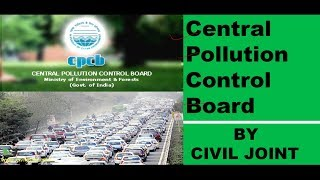 Central Pollution Control Board (CPCB) BY CIVIL JOINT