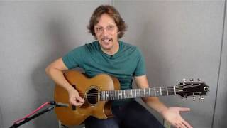 Easy Beatles Guitar - I Should Have Known Better by Mike Pachelli