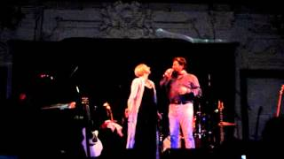 Julia Fordham & Michael Ball 'Where Does The Time Go' @ Bush Hall, London 4th July 2013