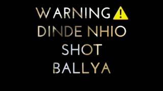 Violent Street ( Sidhu Moosewala Song ) Raja Game Chenjer . #Punjabinewsong
