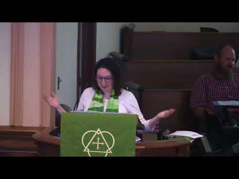 St. Andrew United Methodist Church, Sermon, June 17, 2018, St. Albans, WV