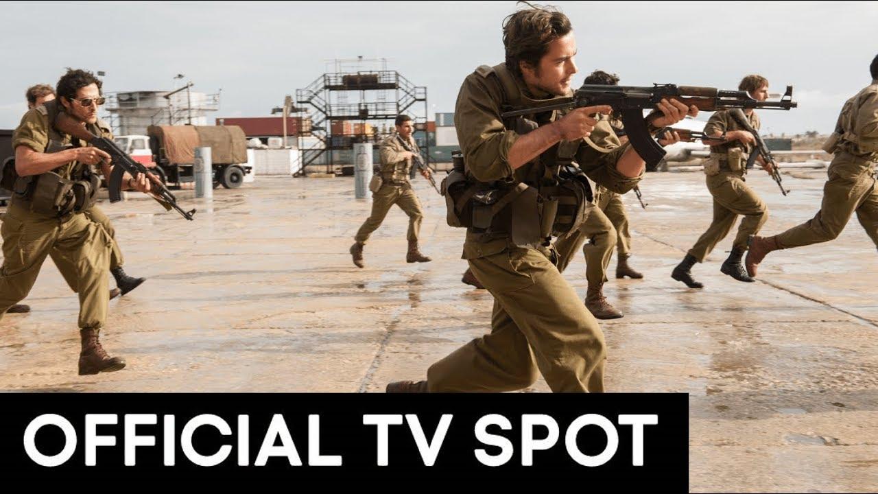 Trailer för 7 Days in Entebbe