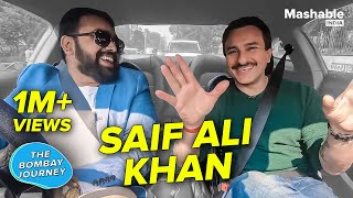 The Bombay Journey - Episode 1 ft. Saif Ali Khan X Siddhaarth Aalambayan | Mashable India
