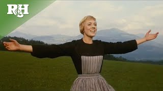 Julie andrew The sound of music Music